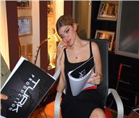 صور| ياسمين الخطيب في أول يوم بروفات فيلمها الجديد