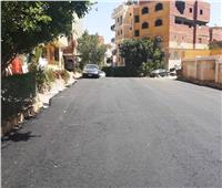 تنفيذ مشروعات رصف الطرق الداخلية في أسوانباعتمادات 73,2 مليون جنيه