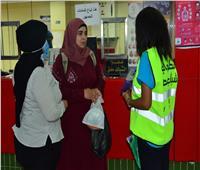 الشباب والرياضة: 300 شاب وفتاة يشاركون في فعاليات حملة التوعية بفيروس كورونا