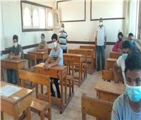 فرحة بين طلاب الأزهري لسهولة امتحان مادة النحو