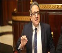 وزير السياحة والآثار يبحث في أوكرانيا سبل زيادة حركة السياحة البينية وأعداد السائحين الوافدين إلى مصر
