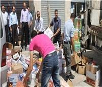 تحرير 59 مخالفة خلال حملة لحماية المستهلك في المنيا