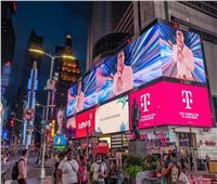 صور| إعلانات كليب محمد رمضان الجديد تغزو ميدان تايم سكوار فى نيويورك