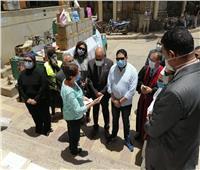 الهيئة الإنجيلية تشارك بني سويف في إطلاق مبادرات لمواجهة تداعيات كورونا