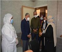 محافظ المنيا يشهد انطلاق مبادرة 100 مليون صحة للمرأة