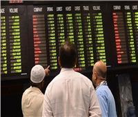 الأسهم الباكستانية تغلق على ارتفاع بنسبة 0.88 %