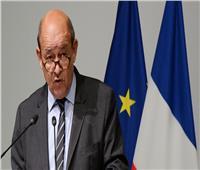وزير الخارجية الفرنسي من بغداد: لا يمكن التفريط بسيادة العراق