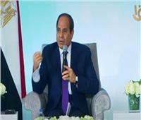 فيديو| الرئيس السيسي: نمتلك أقوى جيش في المنطقة وإفريقيا