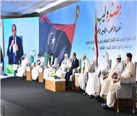 المواقع العربية تسلط الضوء على تصريحات السيسي في مؤتمر مشايخ وأعيان ليبيا