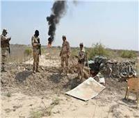 تدمير مضافة لداعش وتفكيك 3 عبوات ناسفة في بساتين المقدادية بديالى العراقية