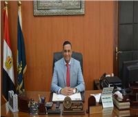 محافظ الدقهلية يتفقد مبنى التحكم والتأمين الشامل بمدينة المنصورة
