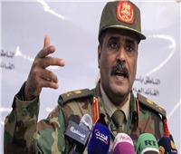 الجيش الليبي: تركيا حولت مدينة مصراتة لنقطة انطلاق نحو الهلال النفطي