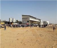محتجون يغلقون محطة لضخ النفط بجنوب تونس للمطالبة بالتنمية والوظائف