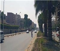 غلق جزئي لشارع الهرم لمدة 3 أيام