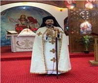 """النائب البطريركي لـ""""الكاثوليك"""" يتفقد كنيسة العذراء والقديس يوسف بالخصوص"""