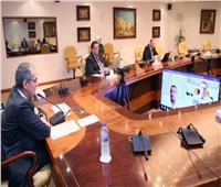 وزير الاتصالات يلتقي أعضاء أول بعثة افتراضية من ألمانيا لمصر