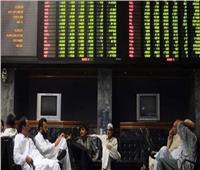 الأسهم الباكستانية تغلق على ارتفاع بنسبة 0.89%