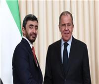وزيرا خارجية روسيا والإمارات يدعوان لوقف فوري للقتال في ليبيا