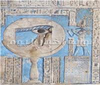 باحث أثري: «عين حورس » من أشهر الرموز والتمائم في الحضارة المصرية القديمة