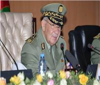 رئيس الأركان الجزائري يشهد مراسم تنصيب قائد جديد للقوات الجوية