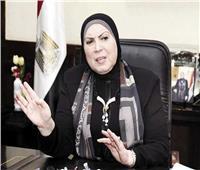 وزيرة الصناعة تكشف مزايا صدور قانون تنمية المشروعات الصغيرة والمتوسطة