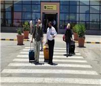 مطار مرسى علم يستقبل 180 سائحًا قادمين من صربيا غدًا