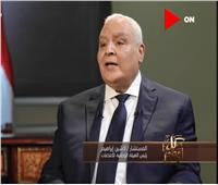لماذا لم تعقد انتخابات الشيوخ والنواب معا؟ المستشار لاشين إبراهيم يجيب