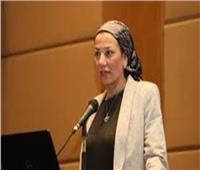 ياسمين فؤاد: إعداد كوادر من وزارة البيئة لتجهيز وحدة تنسيق مشروع إدارة تلوث الهواء