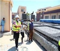بتكلفة 40 مليون جنيه.. رفع كفاءة محطة مياه شرب في الإسكندرية