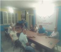 المصريين الأحرار بالإسماعيلية يستعرض خطة العمل القادمة