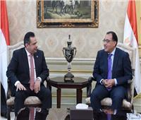 رئيس الوزراء: استقرار اليمن أمن قومي لمصر والأمة العربية بأكملها