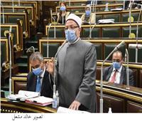 """المفتي يرد على اعتراض الأزهر على تنظيم الإفتاء: """"الهيئة ذات طابع ديني"""""""
