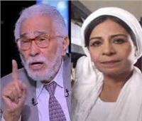 تراجعت عن موقفها... عفاف مصطفى تعتذر للفنان عبد الرحمن أبو زهرة