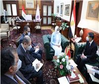 وزيرة الصحة: مصر ستكون مركزا لتصنيع لقاح فيروس كورونا في أفريقيا
