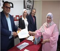 المصريين الأحرار بالسويس يوزع شهادات الدورة التدريبية للتثقيف السياسي لأمانة المرأة