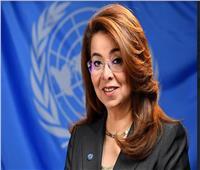 سيدة على طريق العالمية..غادة والي: الرئيس ساند ترشيحي للمنصب الدولي