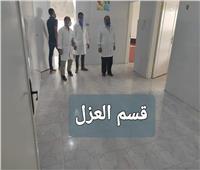 احتجاز ١٧ حالة بمستشفي العريش وبءر العبد