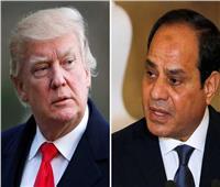 «السيسي» يتوافق مع نظيره الأمريكي علي تثبيت وقف إطلاق النار في ليبيا
