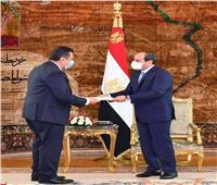 عاجل  الرئيس السيسي يتلقى رسالة خطية من نظيره اليمني