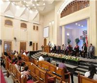 رئيس الطائفة يشارك في حفل تنصيب القس ماكن زكريا راعيًا لإنجيلية شبرا الخيمة