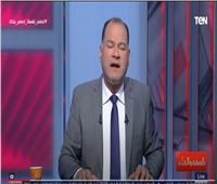 نشأت الديهي: مصر تتعامل مع أزمة سد النهضة بحرفية