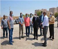 محافظ المنيا يتابع استعدادات إجراء انتخابات مجلس الشيوخ