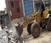 أمن الإسكندرية: تنفيذ قرارات الإزالة على كافة التعديات الواقعة على أملاك الدولة