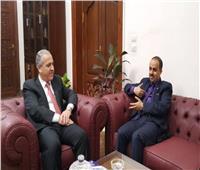 الشوربجي: الصحف القومية مستعدة لتقديم كافة أشكال الدعم للمؤسسات اليمنية
