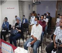 تأهيلالكوادر السياسية لأمانة شباب المصريين الأحرار بالسويس