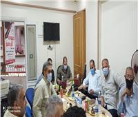 المصريين الأحرار يناقش مهام المرحلة المقبلة بالبحيرة