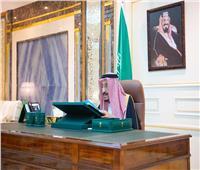 فيديو وصور  الظهور الأول لملك السعودية عقب إجرائه لفحوصات طبية