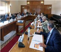 وزير الري يترأس اجتماع اللجنة العليا للتراخيص