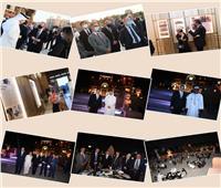 41 سفيرا من دول العالم يزورون قصر البارون