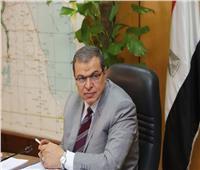 """""""سعفان"""" يهنيء وزير الإنتاج الحربي بتوليه المنصب الجديد"""